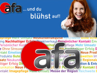 AfA 2017 vom 1. bis zum 9. April, Messe Augsburg